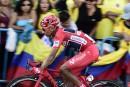 Nairo Quintana remporte le 71e Tour d'Espagne