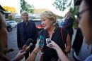 Pauline Marois défend l'action de son gouvernement sur Anticosti
