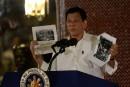 Duterte exige le départ des Américains desPhilippines