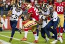 Les 49ers gâchent les débuts des Rams à Los Angeles