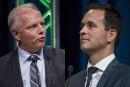 Nouveau choc Lisée-Cloutier dans un débat à Drummondville