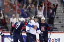 Les États-Unis l'emportent contre la Finlande
