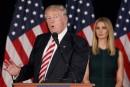 Donald Trump pour un congé maternité payé