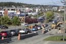 Congestion: la Ville ne voulait pas «payer des employés à ne rien faire»