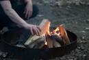 Cinq endroits où prolonger la saison de camping