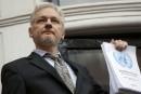 Julian Assange perd une nouvelle bataille en cour