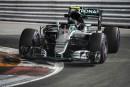 Essais libres du GP de Singapour: Rosberg plus rapide qu'Hamilton