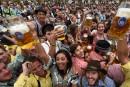 L'Oktoberfests'ouvre à Munich sous haute sécurité