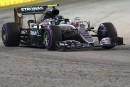 GP de Singapour: Rosberg décroche la position de tête