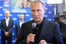 Russie: large victoire du parti de Poutine aux législatives