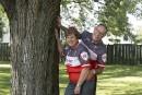 Un couple pilierde l'organisationdes Défis du parc