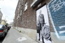 L'artisteWartin Pantois récidive dans Saint-Roch