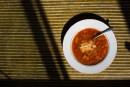 Soupe touski aux légumes