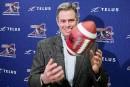 Alouettes: Chapdelaine entraîneur-chef par intérim,d'autres changements à prévoir