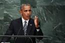 Pour son dernier discours à l'ONU, Obama dénonce la montée du «populisme»
