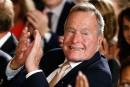 George H. W. Bush voterait pour Hillary Clinton