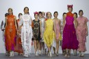 La Fashion Week de Londres en un coup d'oeil