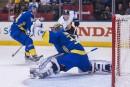 Lundqvist et la Suède blanchissent la Finlande