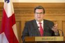 Denis Coderre défend son rôle de diplomate urbain