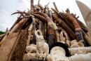 Saisie record d'objets en ivoire à New York