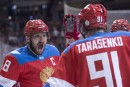 La Russie sera l'adversaire du Canada
