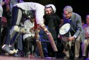 Des rats en pantalon et un homme-chèvre honorés par les Anti-Nobel