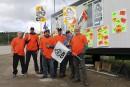 Scierie de Rivière-aux-Rats: une semaine de grève... aucune discussion
