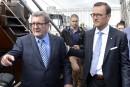 Labeaume et Lehouillier réticents à revenir dans le comité Mobilité Québec