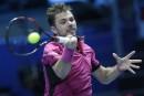 Stan Wawrinka affrontera Alexander Zverev en finale à Saint-Petersbourg