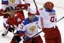 Canada-Russie: le mystère Pavel Datsyuk persiste