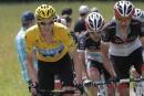 Cycling Tour de France Switzerland
