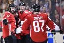 Le Canada en finale de la Coupe du monde
