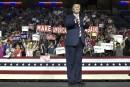 Trump menace d'inviter une ancienne maîtresse de Bill Clinton au débat présidentiel