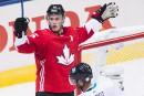 Jonathan Toews connait beaucoup de succès avec Équipe Canada
