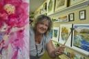 Lise Cormier: pour l'amour de l'art