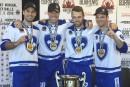 Mondial de hockey-balle: 4 Granbyens sacrés champions