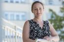 Docteure Mélanie Morin chercheure en lien avec les cancers gyn