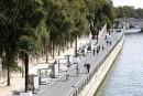 Paris rend aux promeneurs les berges de la Seine