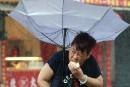 Taïwan au ralenti dans l'attente de son 3e typhon en deux semaines