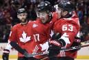 Canada 3 - Europe 1 (score final)
