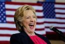 Clinton rassérénée, Trump promet une revanche