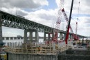 Le chantier du pont Champlain