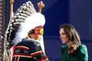 Visite royale: les Autochtones appellent à la réconciliation