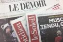 Une coalition de journaux réclame l'aide de l'État