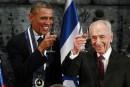 Les Occidentaux saluent l'«ami» Shimon Peres