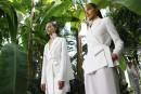 <p>Kimonos, socques de bois, ceintures obis... Les créateurs sont allés chercher l'inspiration au Japon, à la Semaine de la mode parisienne, qui présente les collections printemps-été 2017.</p>