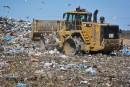 Direction Champlain pour les déchets