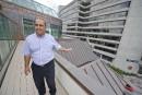 Il y a de la place pour deux centres-ville, estime Nader Dormani