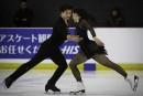 Virtue et Moir heureux d'être de retour en danse sur glace