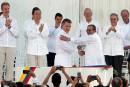 Nobel: la Colombie parmi les favoris pour la paix